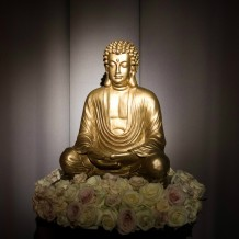 Angels Style Buddha figure for hire
