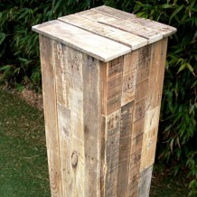Angels Style Wooden Plinth