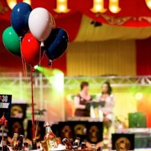 Balloon Group Circus Event