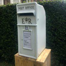letter box wedding