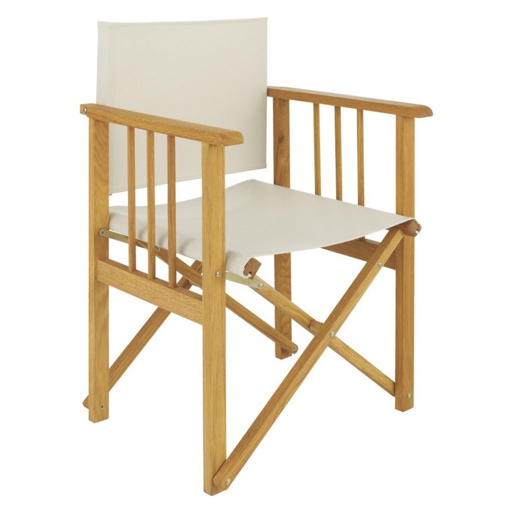 With a cream or grey canvas seat they are the perfect neutral and are suitable for both indoor and outdoor use