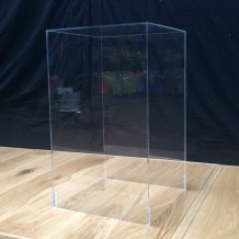 Angels Style Clear Plinth