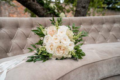 The Hawkhills Wedding - Hare + Howl Bouquet